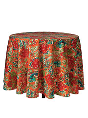 Pomegranate Round Cloth