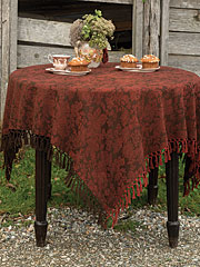 Adirondack Jacquard Tablecloth