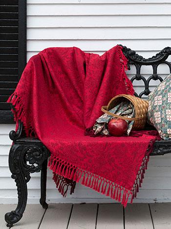 Garden Jacquard Tablecloth