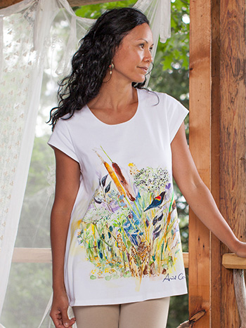 March Marsh Ladies T-Shirt