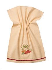 Carrots Emb Towel