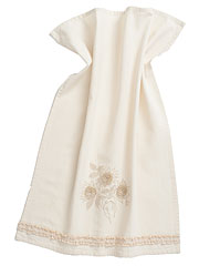 Elegance Embroidered Tea Towel