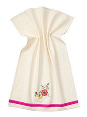 Garden Emb Tea Towel