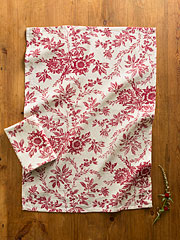 Felicity's Flowers Tea Towel S/2