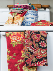 Tea Towels and Tea Cozies